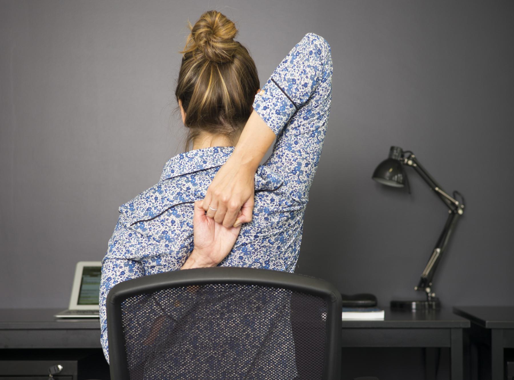 Yoga sur chaise - Yogist